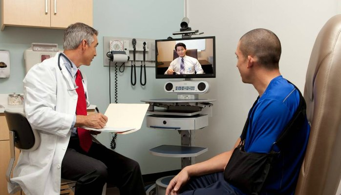 The Difference Between Telehealth and Telemedicine cover image
