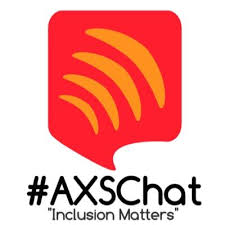 axs chat podcast cover