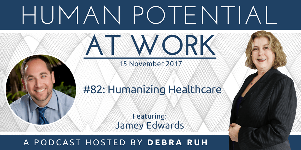human potential at work podcast cover