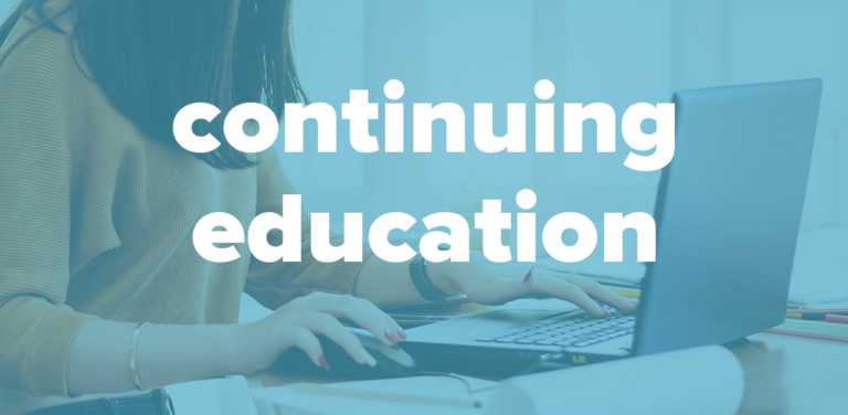 The 'Why' Behind Continuing Education cover image