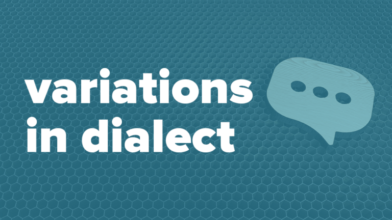 What Variations in Dialect Can Teach Us about Better Interpretation cover image