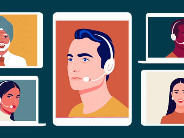Volume V: Behind the Scenes of Video Remote Interpreting