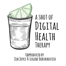 Shot of #DigitalHealth Therapy - Jamey Edwards