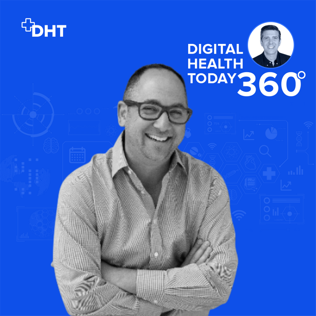digital health today 360 podcast cover