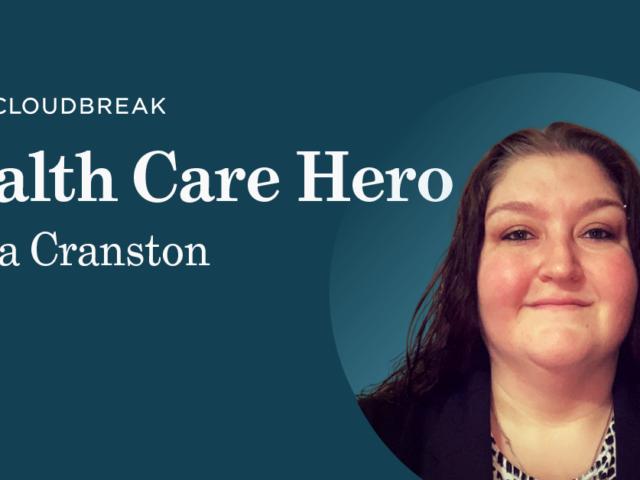 Health Care Hero: Laura Cranston